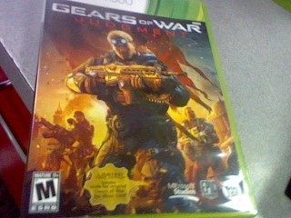 MICROSOFT Microsoft XBOX 360 Game GEARS OF WAR 3 - XBOX 360