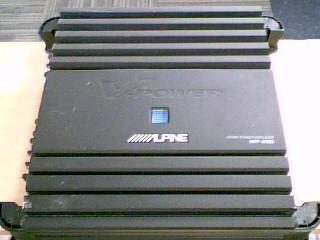 ALPINE ELECTRONICS Car Amplifier MRP-M500