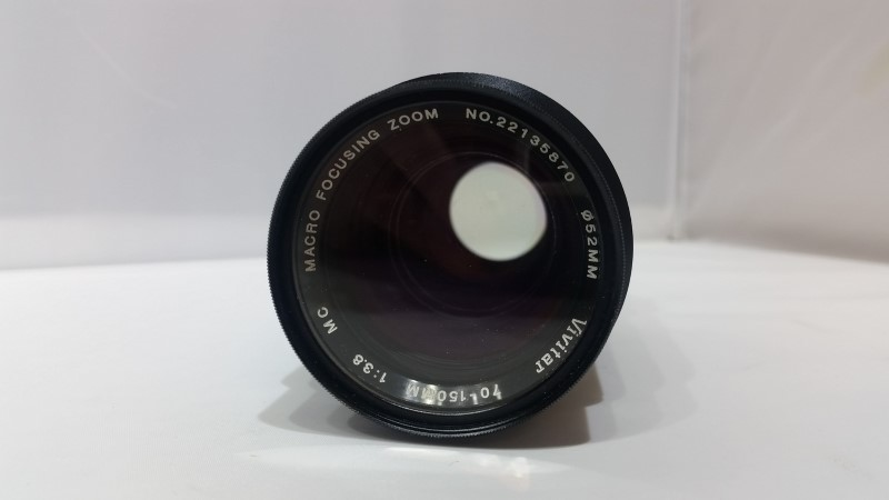 Vivitar 70-150mm 1: 3.8 Macro Focusing Zoom Lens *PLEASE READ*