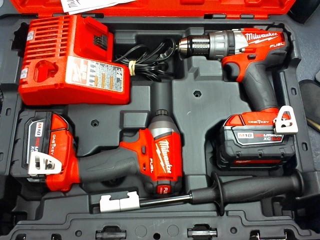 MILWAUKEE Combination Tool Set M18 FUEL 2796-22