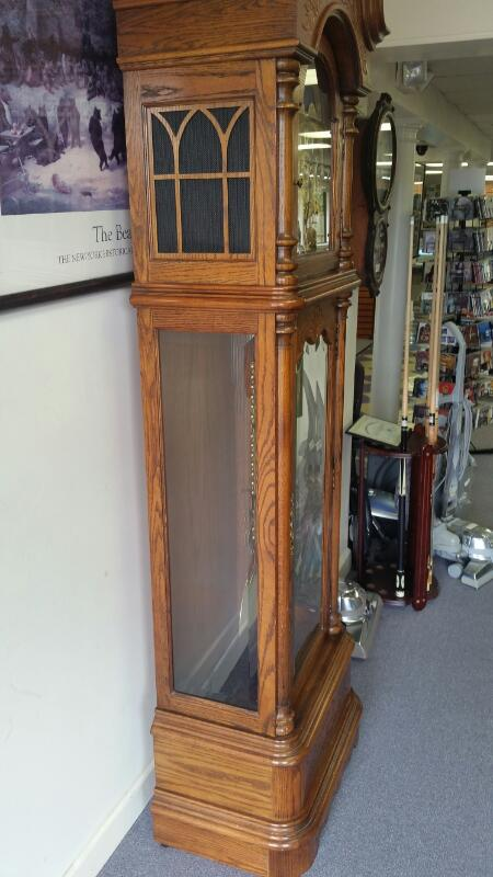 HOWARD MILLER GRANDFATHER CLOCK 610-361 CHARLEMAGNE