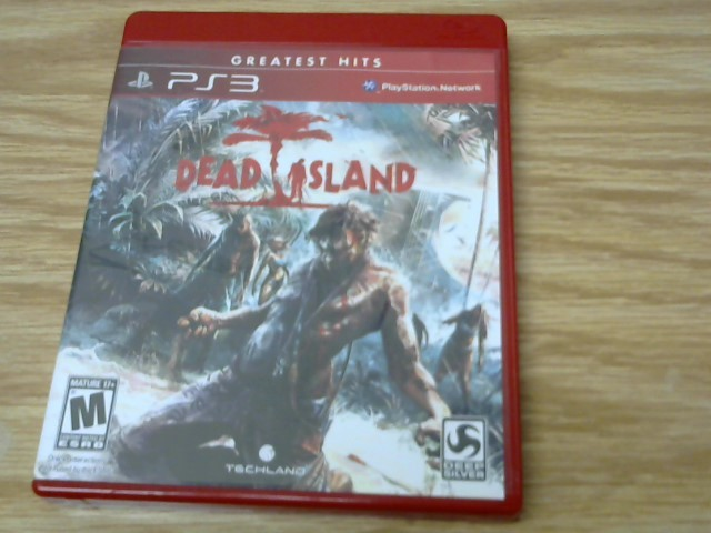 SONY Sony PlayStation 3 Game DEAD ISLAND