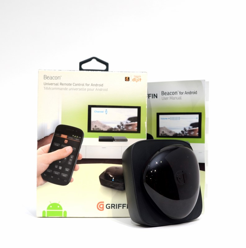 Griffin Universal Remote Control for Android Devices GC30004 *