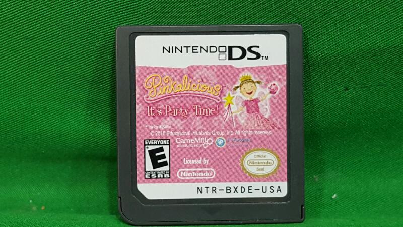 Pinkalicious (Nintendo DS, 2011)