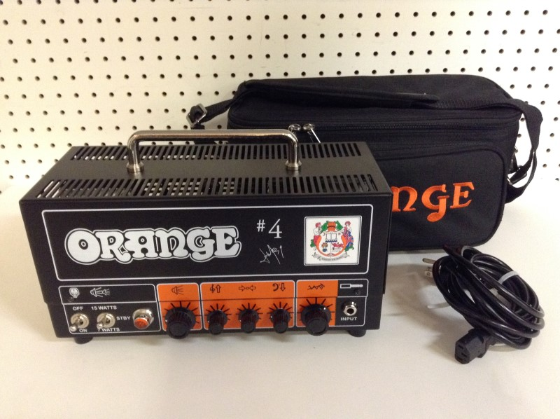 ORANGE Electronic Instrument JIM ROOT TERROR