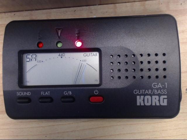 KORG Musical Instruments Part/Accessory GA1