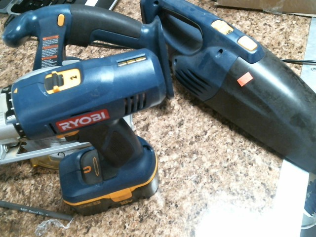 RYOBI Cordless Drill P205