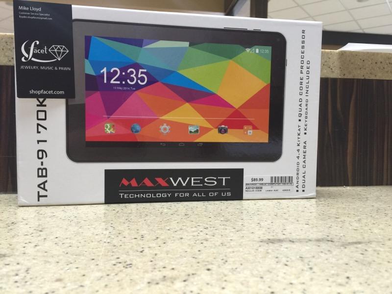MAXWEST Tablet TAB-917OK