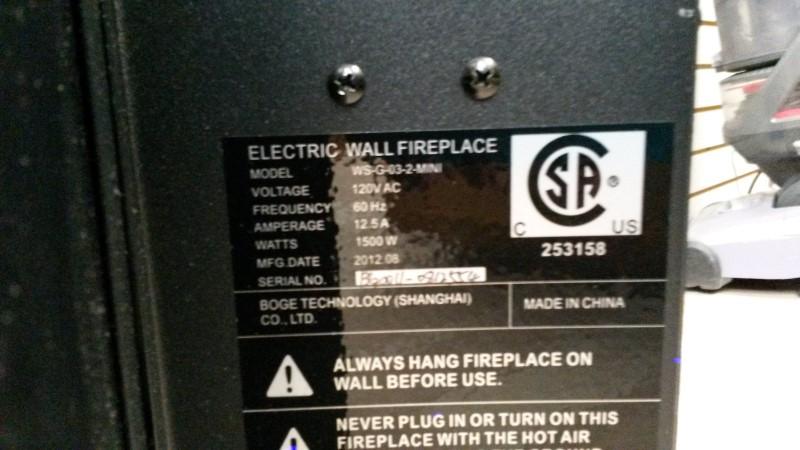 KENSINGTON Heater WS-G-03-2-MINI