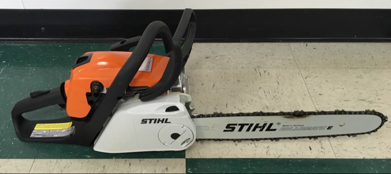 "STIHL Chainsaw MS211C 16"" Rollomatic bar ** IN STORE PICK UP ONLY **"
