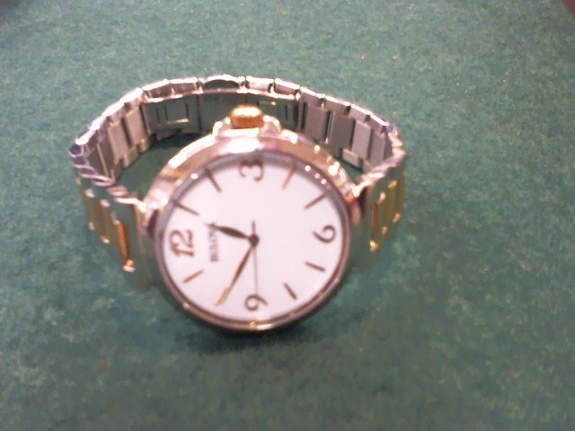 BULOVA Lady's Wristwatch 98L195