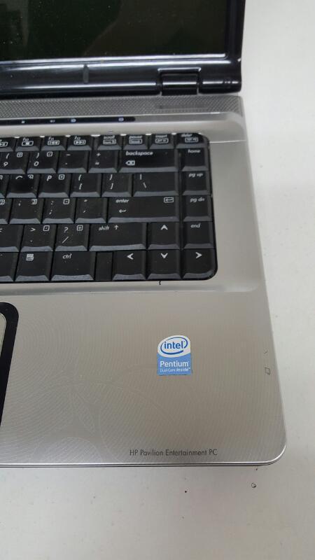 """AS IS - HP Pavilion DV6700 (15.4"""", 120gb, 2gb, AMD @ 1.90ghz)"""