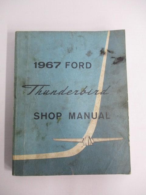 FORD MOTOR COMPANY Non-Fiction Book VINTAGE AUTO REPAIR MANUALS