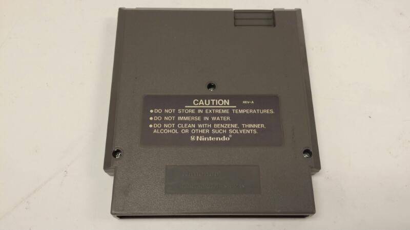 NINTENDO NES GAME PUNCH OUT]