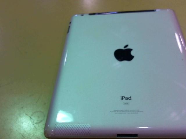 APPLE Tablet IPAD 2 MC755LL/A