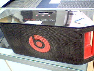 BEATS AUDIO Boom Box BEATBOX PORTABLE
