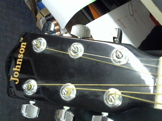 JOHNSON Acoustic Guitar JG-620-CEB