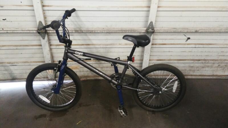 """SIMS BMX Bicycle 20"""""""