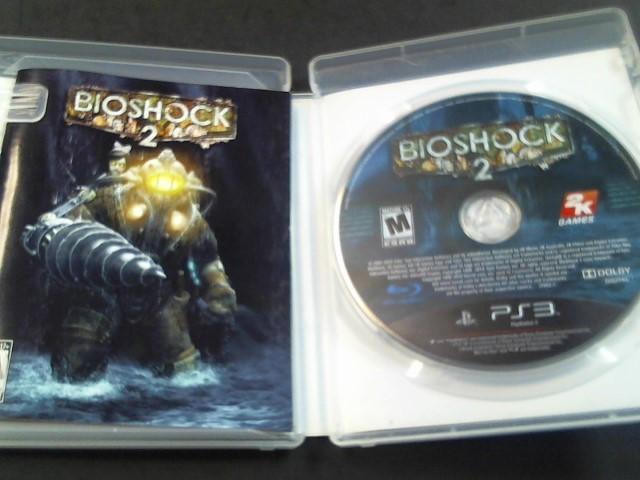 HAVOK Sony PlayStation 3 Game BIOSHOCK 2