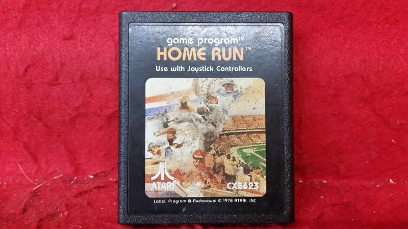Homerun, Loose Cartridge, Atari 2600