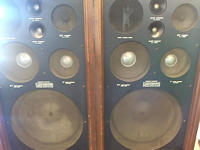 CORAL Speakers BX-1201