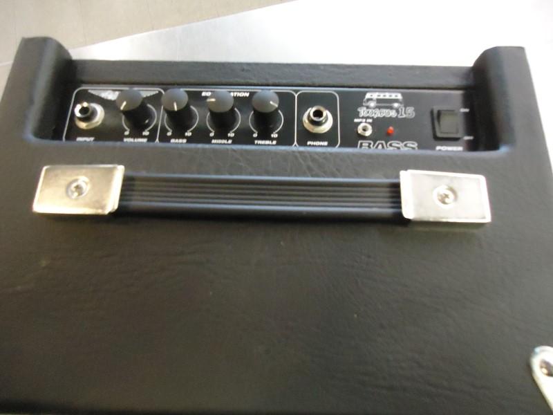 ASHDOWN ENGINEERING Bass Guitar Amp TOURBUS 15