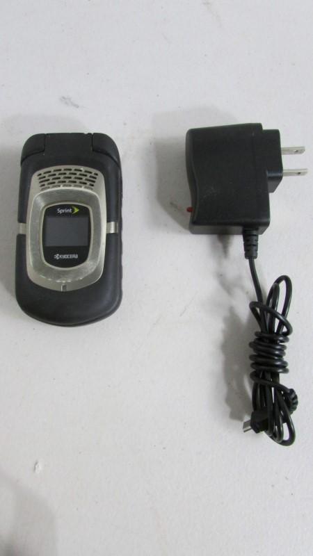 KYOCERA DURAMAX S1300 SPRINT CELL PHONE