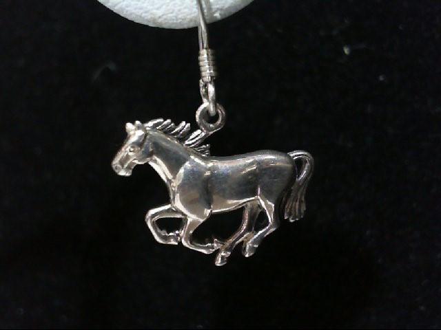 Silver Earrings 925 Silver 3.6g