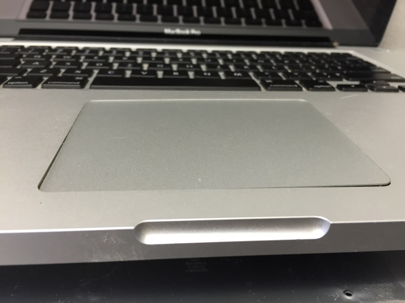 APPLE MACBOOK PRO 15-INCH EARLY 2011, i7 2.00GHZ, 4GB, 500GB, *AS IS