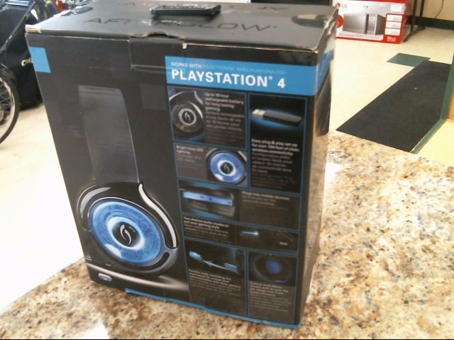AFTERGLOW Headphones PLAYSTATION 4 BLUETOOTH