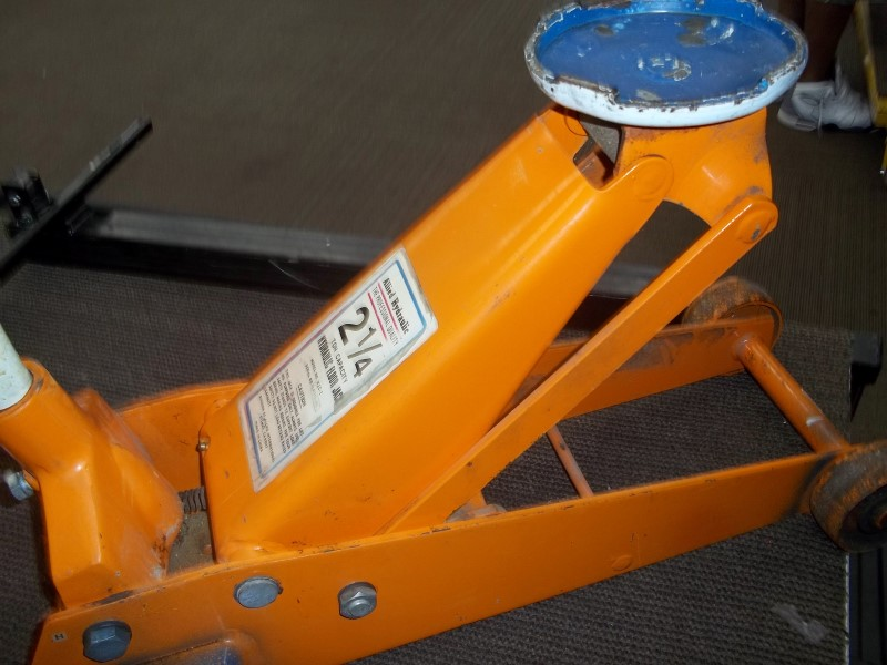 ALLIED  2 1/4 TON FLOOR JACK