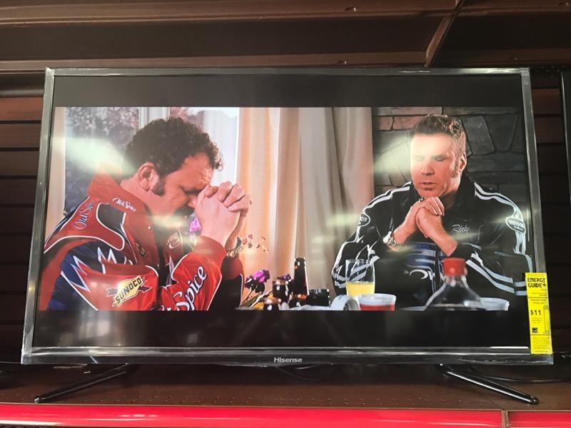 HISENSE Flat Panel Television 40H3E