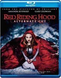 BLU-RAY MOVIE Blu-Ray RED RIDING HOOD ALTERNATE CUT