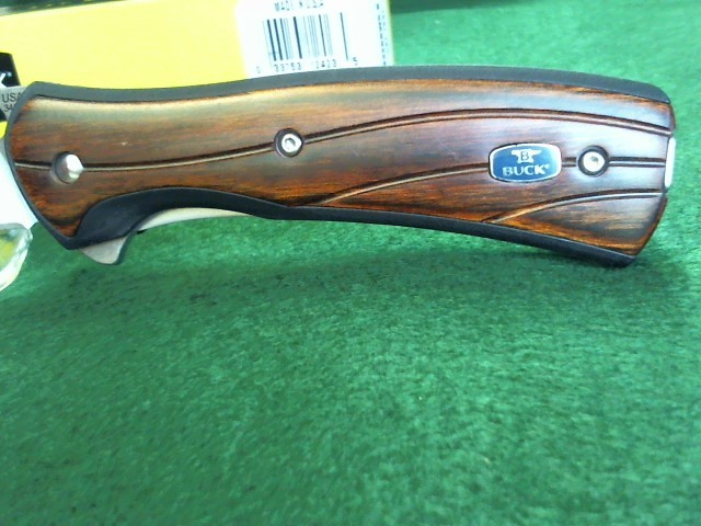 BUCK KNIVES Pocket Knife 0346RWS-B, Vantage,LG (Avid)