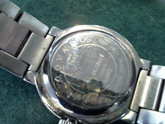 MOVADO Lady's Wristwatch 84-G4-1842 W/DIAMONDS MUSEUM CONCERTO