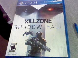SONY Sony PlayStation 4 Game KILLZONE: SHADOW FALL - PS4