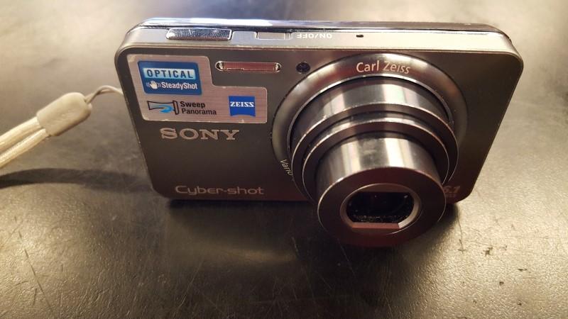 SONY Digital Camera CYBERSHOT DSC-W570