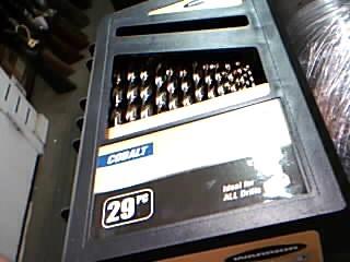 WARRIOR Drill Bits/Blades 61885