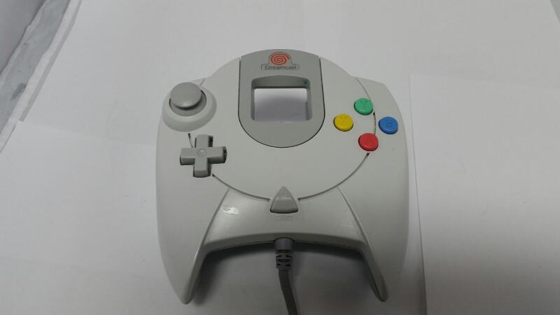 SEGA DREAMCAST WIRED CONTROLLER, WHITE