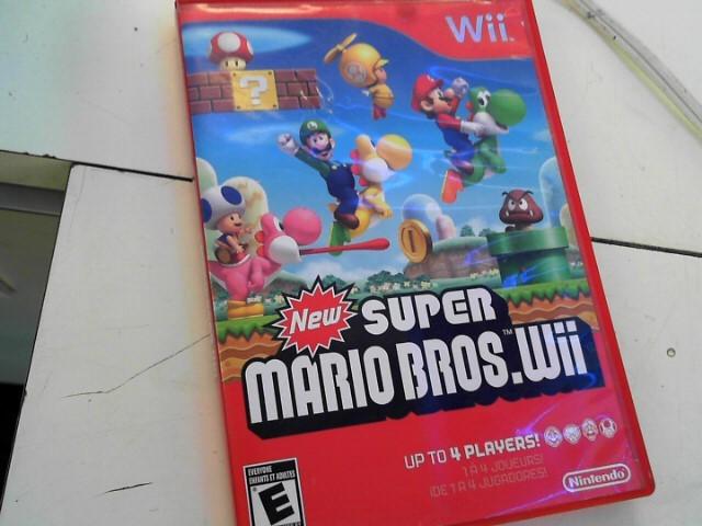 NINTENDO Nintendo Wii Game QUANTITY - WII GAMES