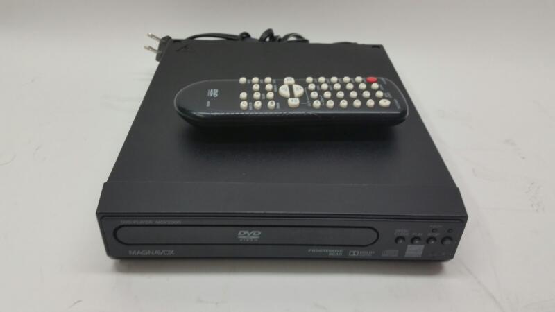 Magnavox DVD Player MDV2300/F7