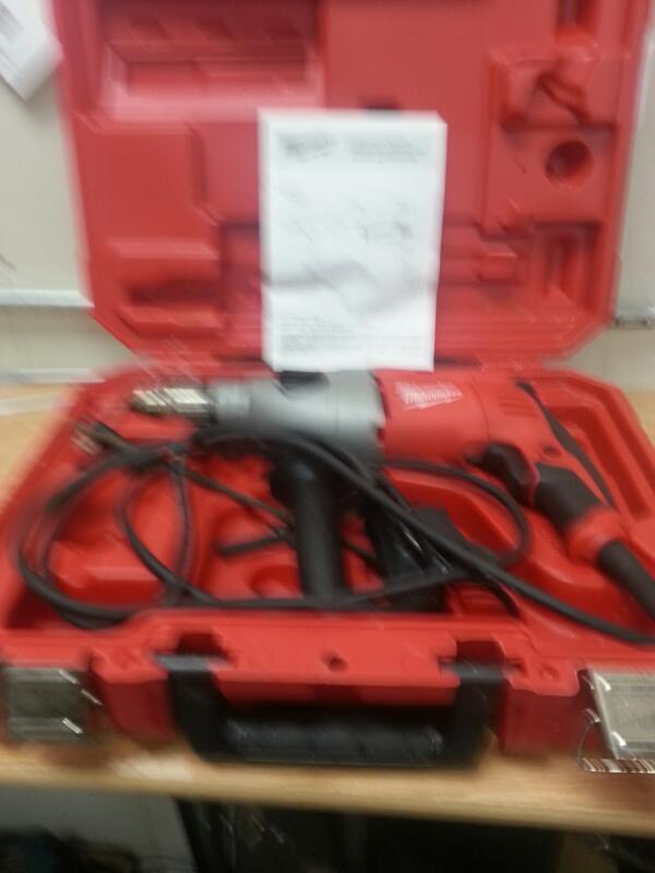 MILWAUKEE Hammer Drill 5378-21