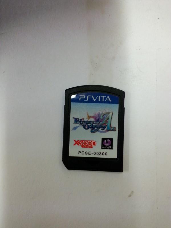 Ragnarok Odyssey Ace - Playstation Vita Game