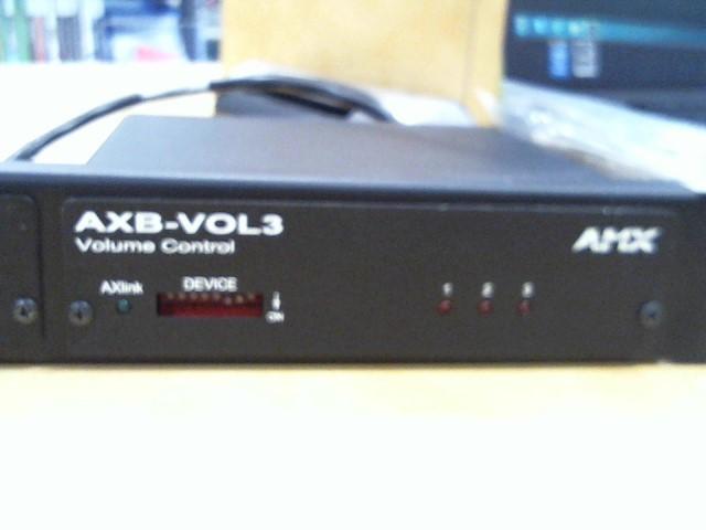 AMX Other Format AXB-VOL3