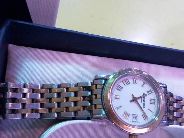 RAYMOND WEIL Lady's Wristwatch 5393