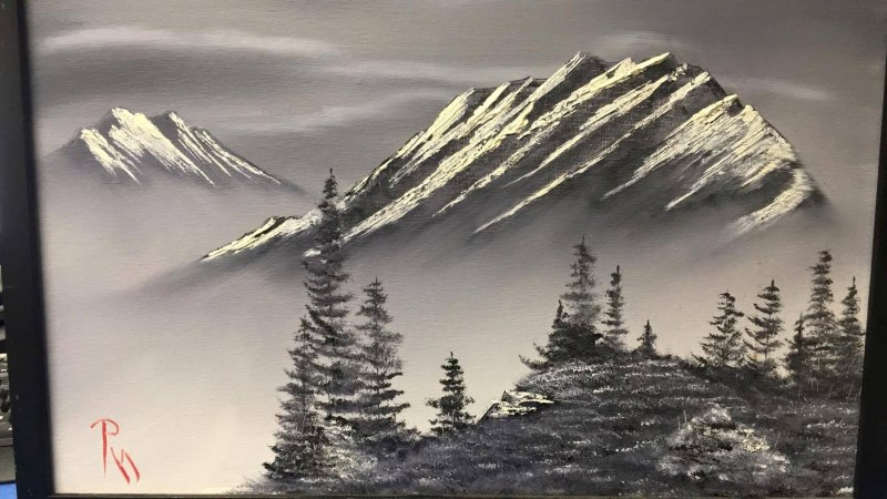 """GREY WINTER DAY"" BY PAT MURPHY"