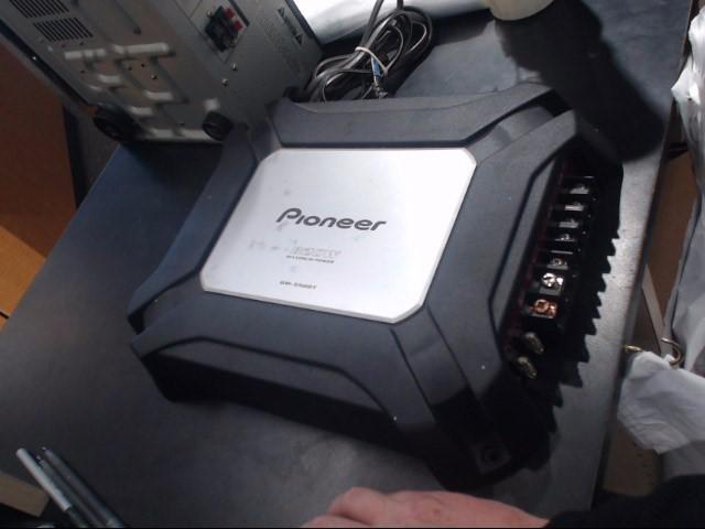 PIONEER ELECTRONICS Car Amplifier GM-5500T