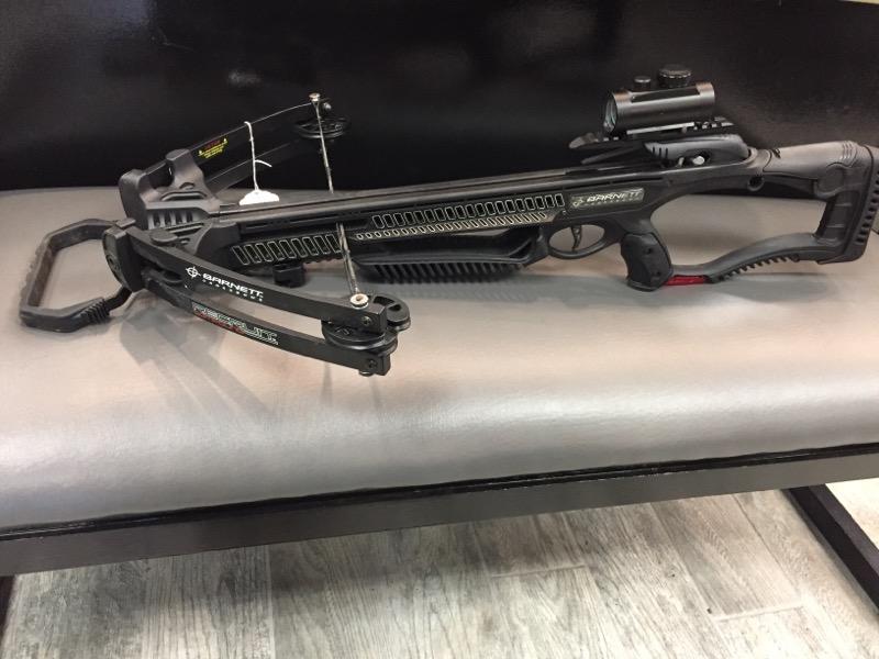 BARNETT BOWS Crossbow RECRUIT COMPOUND