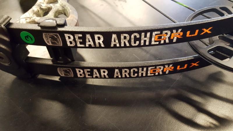 BEAR ARCHERY Bow CRUX