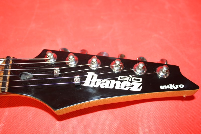 Ibanez Gio Mikro GRGM21 PURPLE Electric Guitar